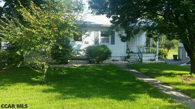 Bellefonte Single Family Home For Sale: 131 E Beaver Street