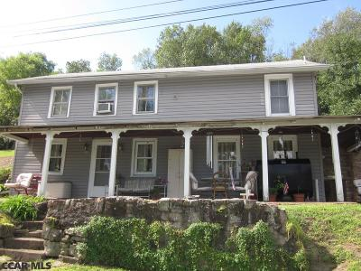 Unionville PA Single Family Home For Sale: $135,000