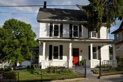 Bellefonte Single Family Home For Sale: 246 Lower Coleville Road