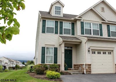 Bellefonte PA Condo/Townhouse For Sale: $224,000