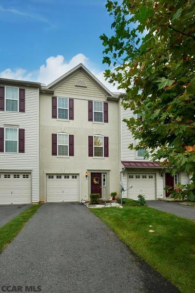 Bellefonte Condo/Townhouse For Sale: 642 Valentine Hill Road