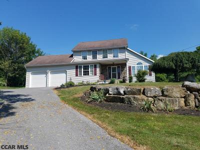 Bellefonte Single Family Home For Sale: 3001 Jacksonville Road