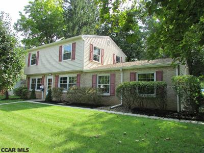 Single Family Home For Sale: 792 Westerly Parkway