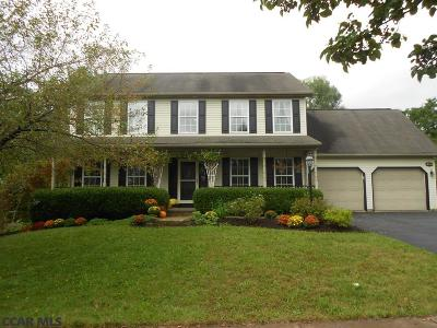 Single Family Home For Sale: 109 Doubletree Place
