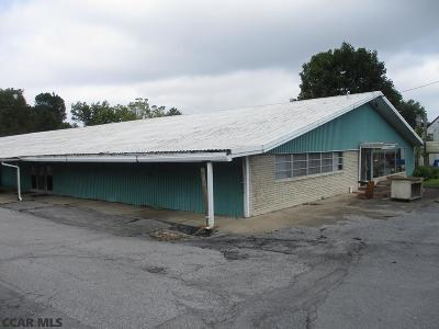 Snow Shoe PA Commercial For Sale: $149,900