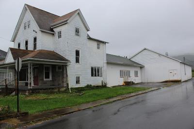 Single Family Home For Sale: 107 Main Street W
