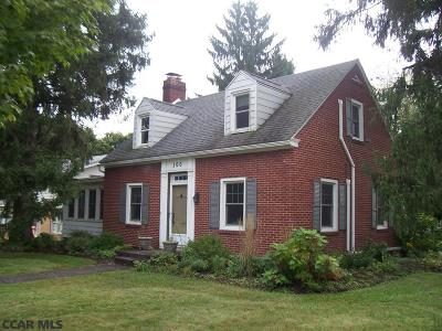 Boalsburg Single Family Home For Sale: 200 Pine Street E