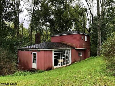Single Family Home For Sale: 6454 Penns Valley Road