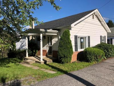 West Decatur PA Single Family Home For Sale: $40,000