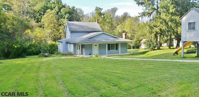Single Family Home For Sale: 114 Creek View Lane