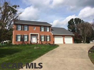 Single Family Home For Sale: 204 Cornfield Circle