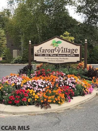 State College PA Condo/Townhouse For Sale: $224,900