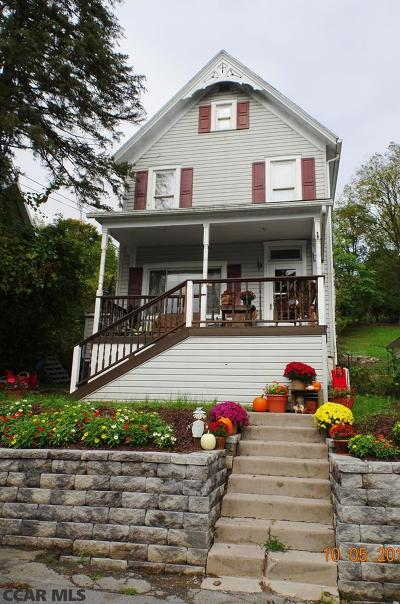Bellefonte Single Family Home For Sale: 263 Lower Coleville Road