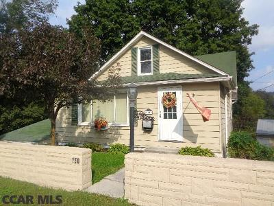 Single Family Home Sold: 150 Kish Pike