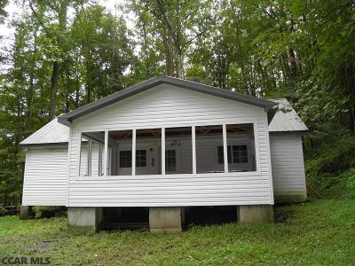 North Bend PA Single Family Home For Sale: $74,900