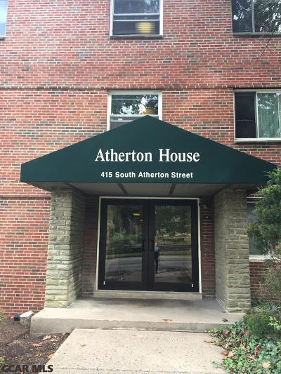 Condo/Townhouse For Sale: 415 Atherton Street S #C-5