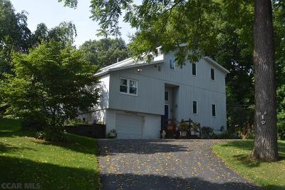Single Family Home For Sale: 1190 Reese Road