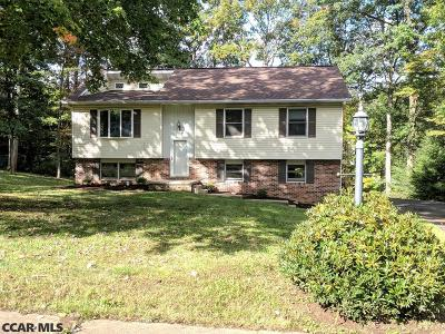 State College PA Single Family Home For Sale: $249,900