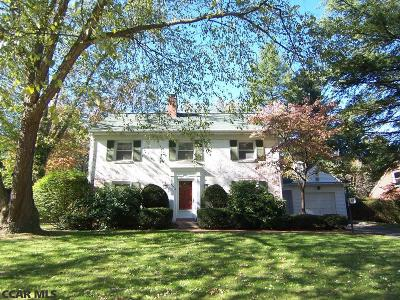 State College Single Family Home For Sale: 835 Fairmount Avenue W