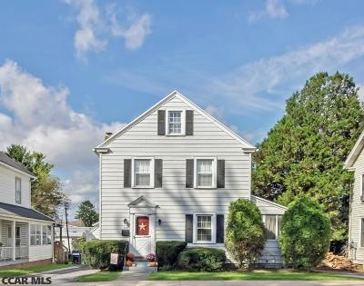 Single Family Home For Sale: 475 E Bishop Street