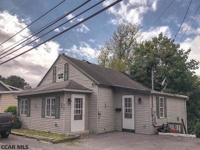 Bellefonte Single Family Home For Sale: 931 Water Street W