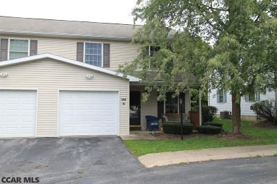 State College Condo/Townhouse For Sale: 3181 Shellers Bend #14