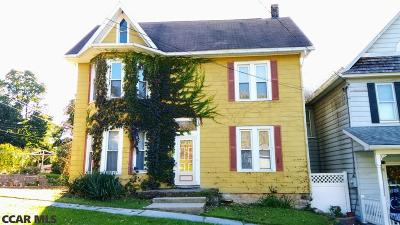 Bellefonte Single Family Home For Sale: 525 Spring Street N