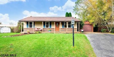 Single Family Home Sold: 207 Jennifer Circle