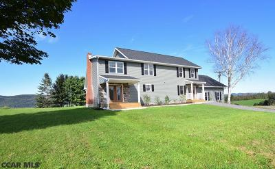 Bellefonte Single Family Home For Sale: 580 Valentine Hill Road