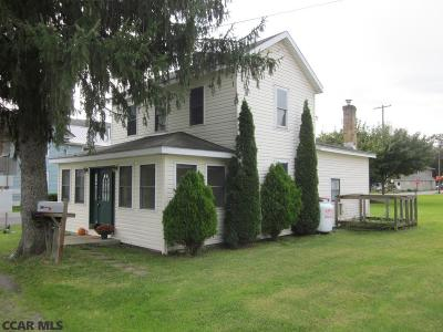 Single Family Home Sold: 108 Wood Street S