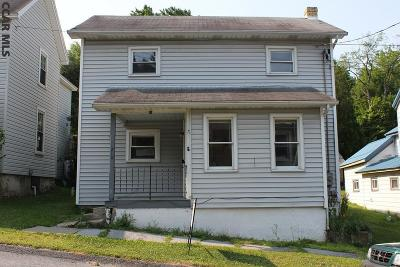 Philipsburg Single Family Home For Sale: 210 B Street
