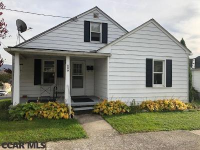 Single Family Home For Sale: 800 6th Street W