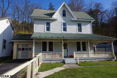 Bellefonte Single Family Home For Sale: 1321 Axemann Road