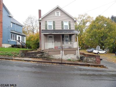 Bellefonte Single Family Home For Sale: 325 S Spring Street