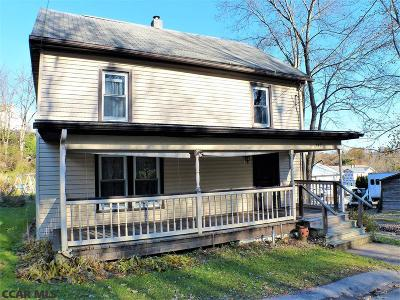 Bellefonte Single Family Home For Sale: 347 Lower Coleville Road