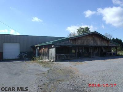 Frenchville PA Commercial For Sale: $50,000