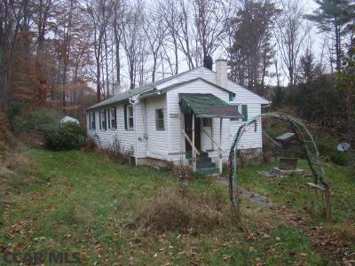Port Matilda Single Family Home For Sale: 184 Fixit Lane