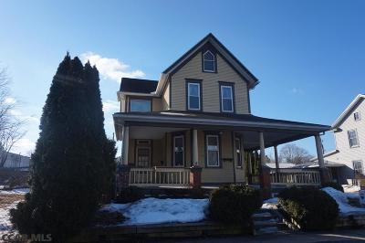 Bellefonte Single Family Home For Sale: 476 High Street E