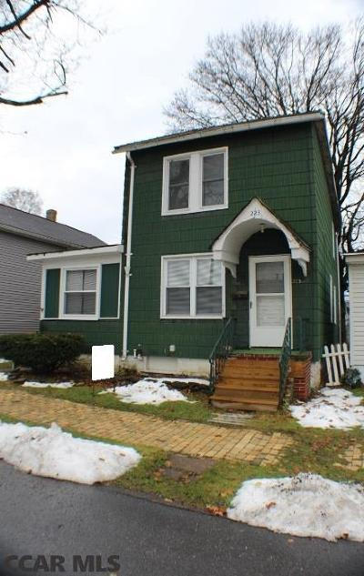 Philipsburg Single Family Home For Sale: 223 4th Street N