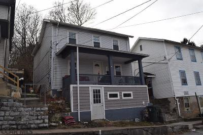 Bellefonte Single Family Home For Sale: 140 E Logan Street
