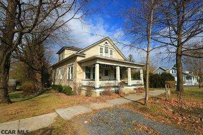 Centre County Single Family Home For Sale: 202 Water Street
