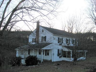 Single Family Home For Sale: 388 Jacobs Road