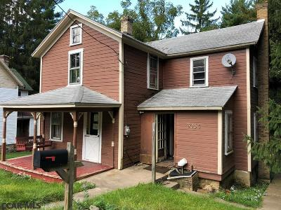 Single Family Home For Sale: 3054 Old Erie Pike