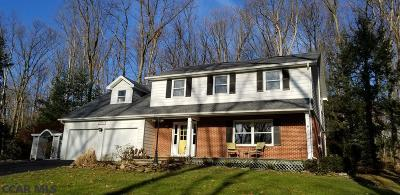 State College Single Family Home For Sale: 1689 Princeton Drive
