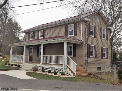 State College Single Family Home For Sale: 1729 Puddintown Road