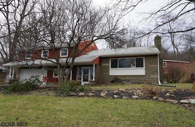 Centre County Single Family Home For Sale: 401 Matilda Avenue
