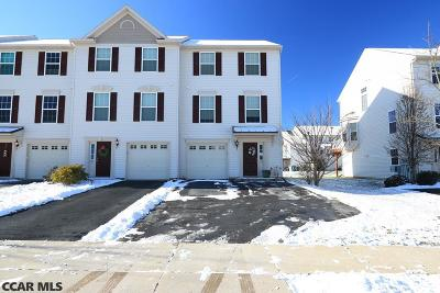 Bellefonte Condo/Townhouse For Sale: 139 Exeter Lane
