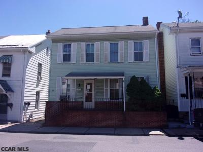 Mifflin County Single Family Home For Sale: 210 Logan Street