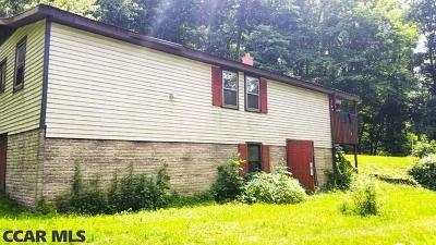 Single Family Home For Sale: 25 Buckshot Run