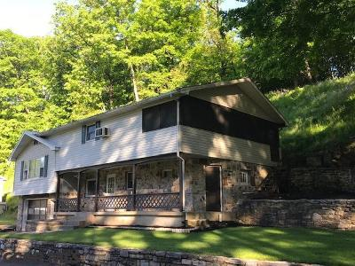 Single Family Home For Sale: 345 Spring Creek Road